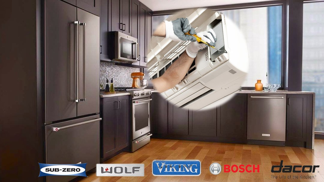 What You Need, Our Appliance Technicians Provide